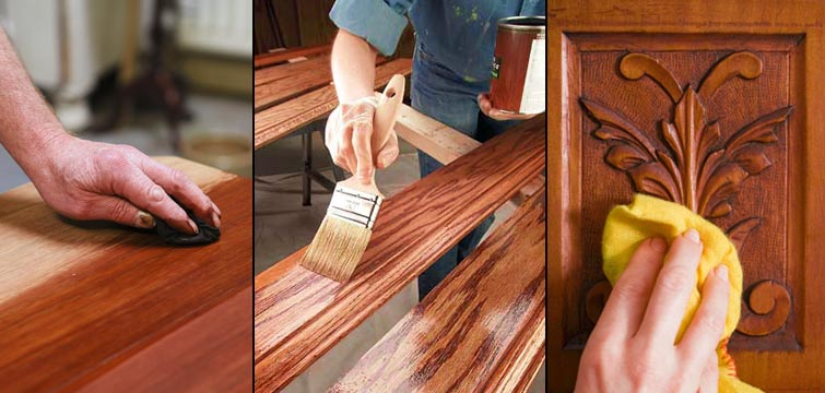 Image result for wooden polishing